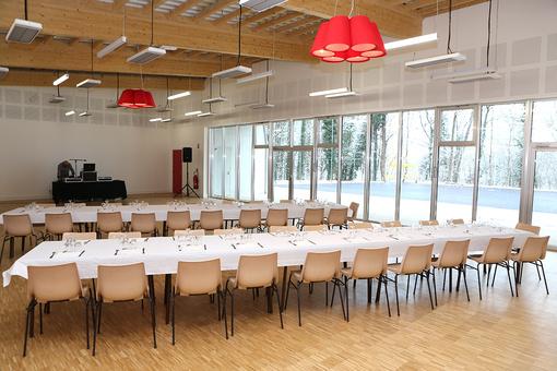 Velesmes Essarts 25410 Location Salle Des Fetes